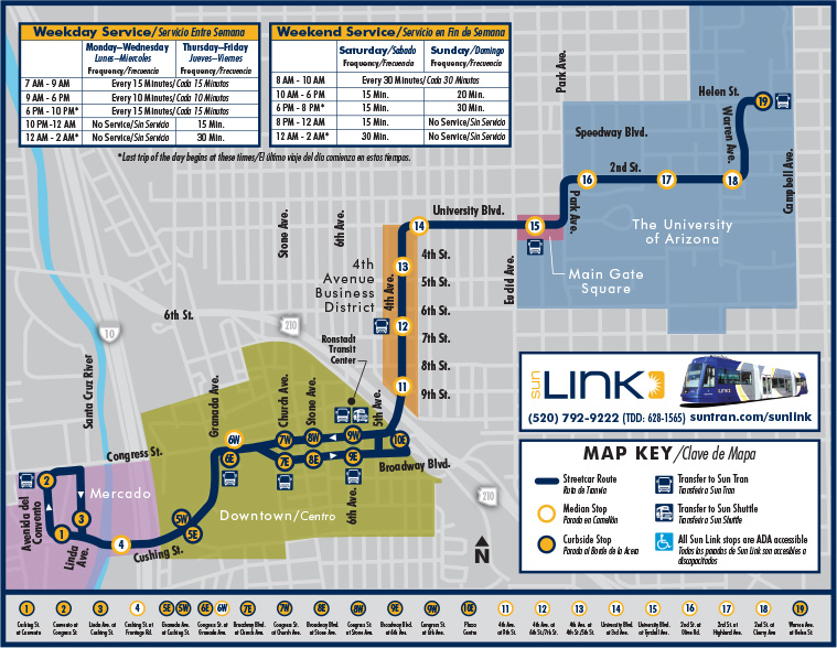 SunLink Route_Map