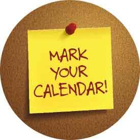 mark you calendar2