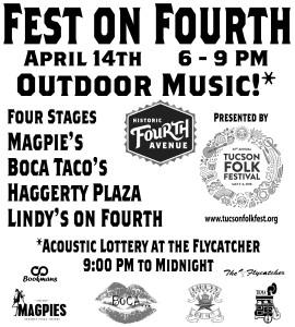 FEST ON FOURTH - APR 14, 2018