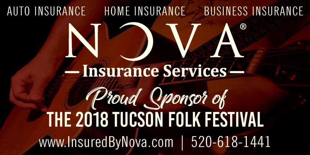 NIS 6'x3' banner 2018 Tucson Folk Festival