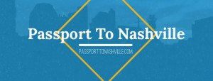 Passport to Nashville Logo